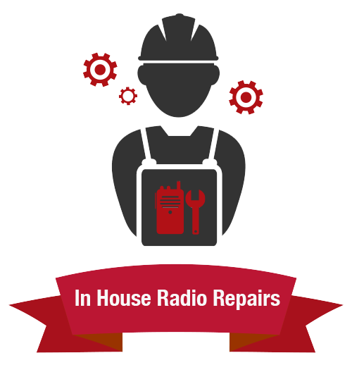 Radio Repair illustration.