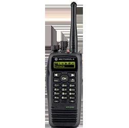 Motorola XPR-6550