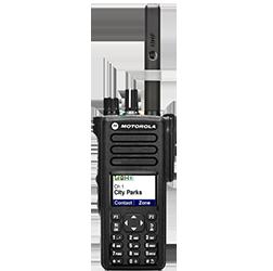 Motorola XPR-7550