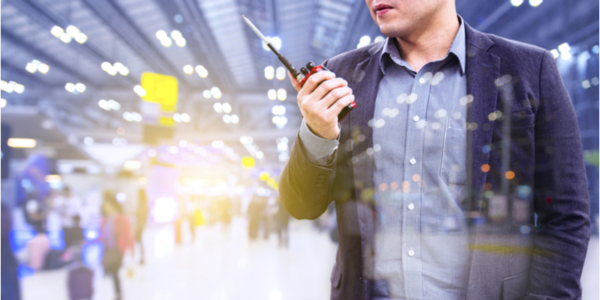 Cell Phones vs Two-way Radios for Event Security in Florida