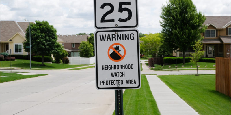 Two-Way Radios for Neighborhood Safety