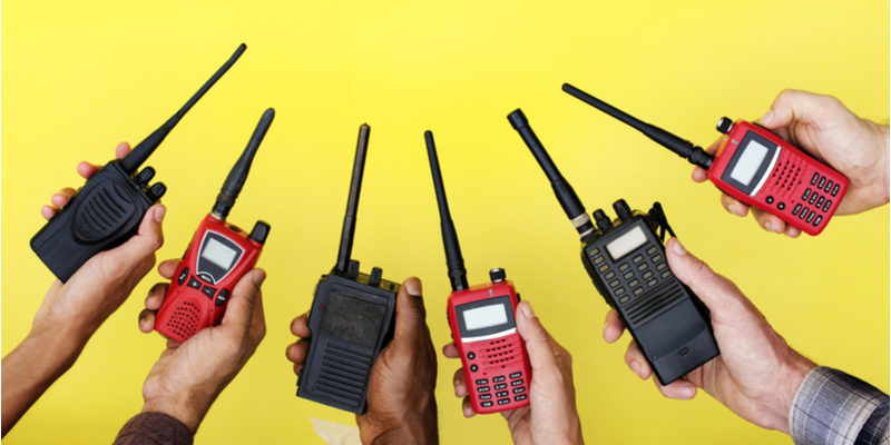 Two-Way Radios versus Cell Phones – Which is Best for Business?