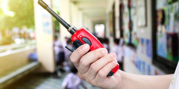 Two Way Radios Enhance School Safety