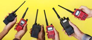 Benefits of Two Way Radios During Hurricane Season